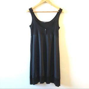 Anthropologie: Sita Murt/ | Knit/Silk Tank Dress